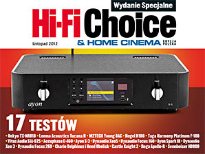 Hi-Fi Choice nr 1/2012