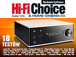 Hi-Fi Choice nr 1/2016