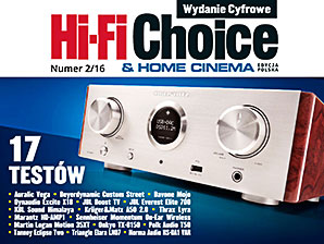 Hi-Fi Choice nr 2/2016