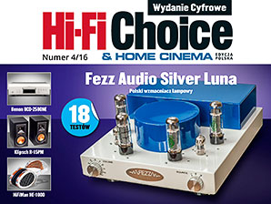 Hi-Fi Choice nr 4/2016