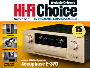 Hi-Fi Choice nr 5/2016