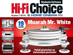 Hi-Fi Choice nr 7-8/2016