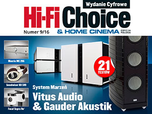 Hi-Fi Choice nr 9/2016