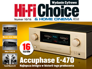 Hi-Fi Choice nr 10/2016