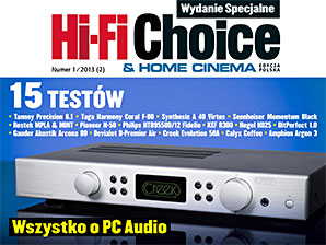 Hi-Fi Choice nr 1/2013