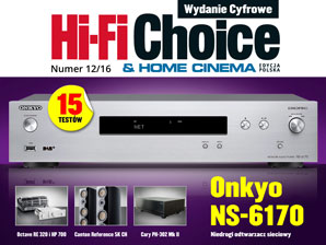 Hi-Fi Choice nr 12/2016