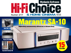 Hi-Fi Choice nr 2/2017