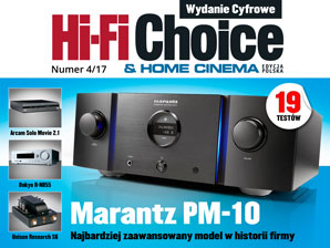 Hi-Fi Choice nr 4/2017