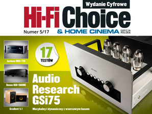Hi-Fi Choice nr 5/2017