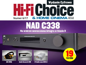 Hi-Fi Choice nr 6/2017
