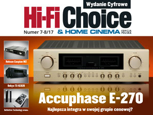 Hi-Fi Choice nr 7-8/2017