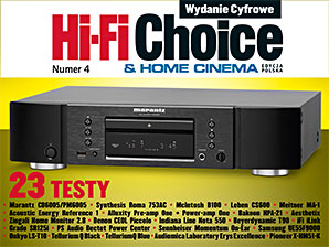 Hi-Fi Choice nr 1/2014