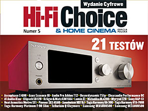 Hi-Fi Choice nr 2/2014