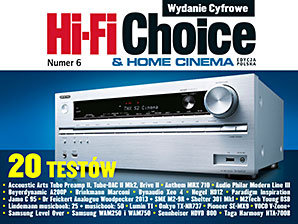 Hi-Fi Choice nr 3/2014