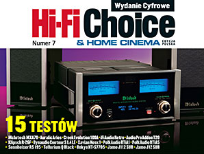 Hi-Fi Choice nr 1/2015