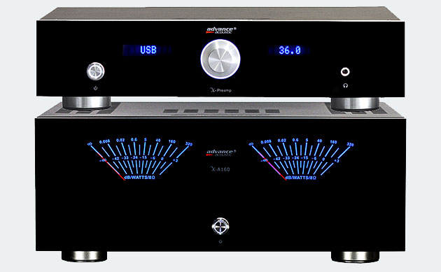 Advance Acoustic X-Preamp i X-A160