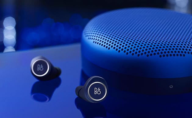 niezdefiniowano - Beoplay E8 i A1 Late Night Blue