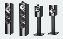 Nowa seria kolumn Bowers & Wilkins 700 S2