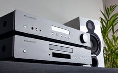 Cambridge Audio AX w salonie Q21