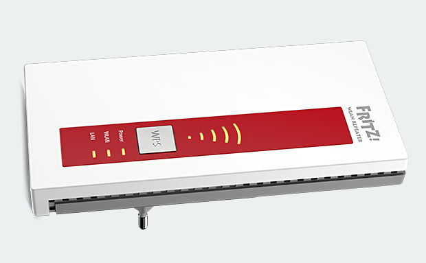 FRITZ!WLAN Repeater 1750E - FRITZ!WLAN Repeater 1750E