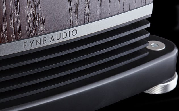 Fyne Audio Limited w E.I.C.