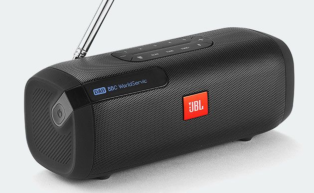 brand new jbl tuner fm portable bluetooth radio rds. Black Bedroom Furniture Sets. Home Design Ideas