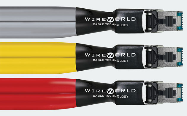 Kable Ethernet Wireworld