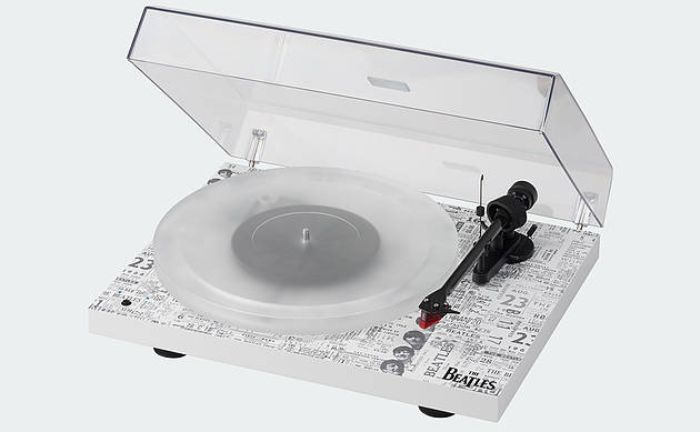 Pro-Ject The Beatles w Q21