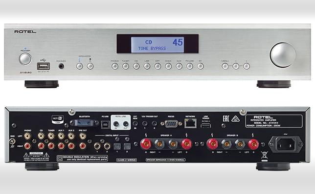 Rotel A14MKII, RA-1572 MKII i RA-1592 MKII - Hi-Fi Class