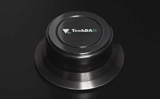 TechDas Disc Stabilizer Ultimate