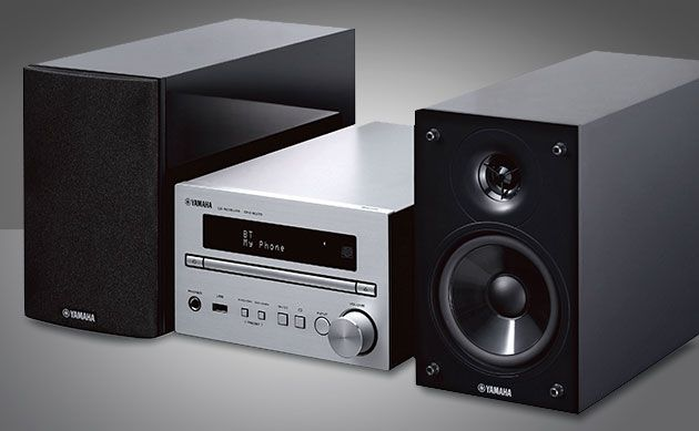 System all-in-one - Yamaha MCR-B370D i MCR-B270D