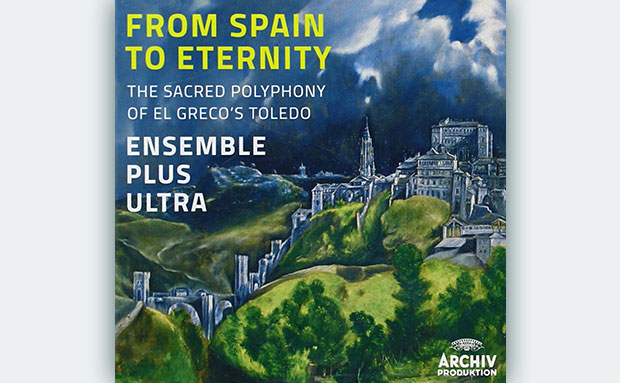 Ensemble Plus Ultra, From Spain To Eternity  - Ensemble Plus Ultra - From Spain To Eternity