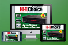Hi-Fi Choice & Home Cinema nr 6/2016