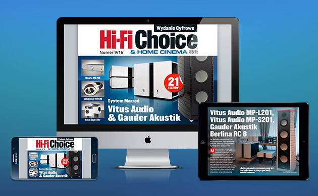 Hi-Fi Choice & Home Cinema nr 9/2016