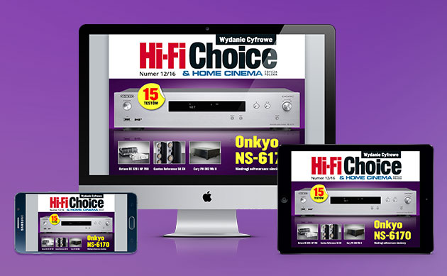 Hi-Fi Choice & Home Cinema 12/2016