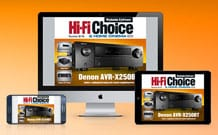 Hi-Fi Choice & Home Cinema nr 8/2018