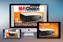 Hi-Fi Choice & Home Cinema nr 1/2016