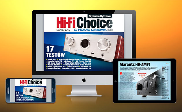 Hi-Fi Choice & Home Cinema nr 2/2016