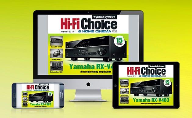 Hi-Fi Choice & Home Cinema nr 9/2017