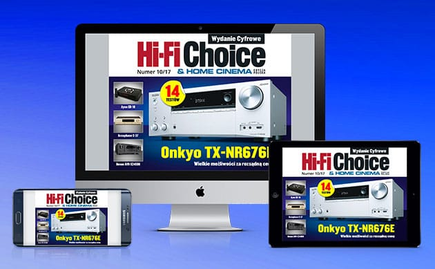 Hi-Fi Choice & Home Cinema nr 10/2017