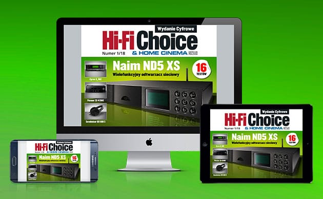 Hi-Fi Choice & Home Cinema nr 1/2018
