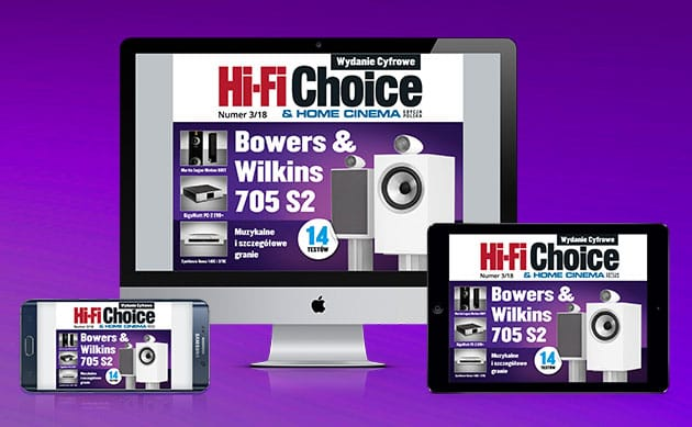 Hi-Fi Choice & Home Cinema nr 3/2018