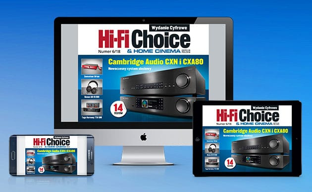 Hi-Fi Choice & Home Cinema nr 6/2018