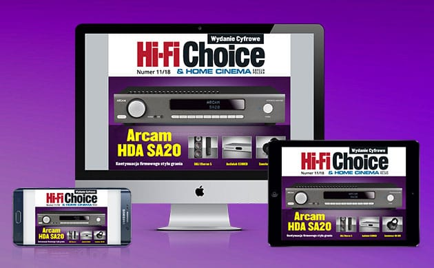 Hi-Fi Choice & Home Cinema nr 11/2018