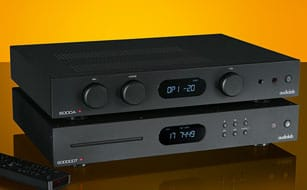 Audiolab 6000A i 6000CDT