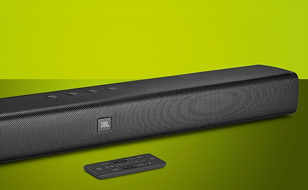 Soundbar - JBL Bar Studio 2.0