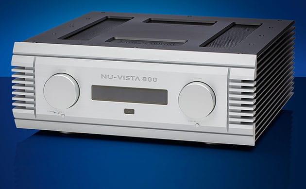 Musical Fidelity Nu-Vista 800 test
