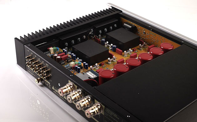 Norma Audio REVO IPA-70B amplifier