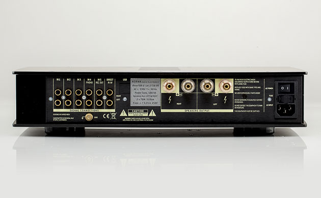 Norma Audio REVO IPA-70B amplifier